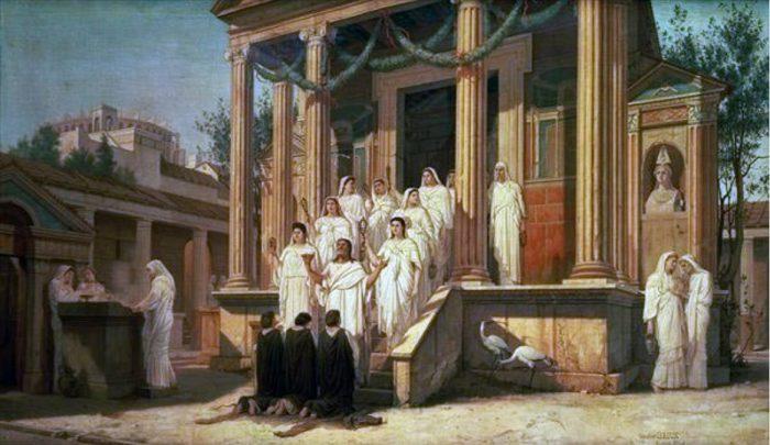 The-Vestal-Virgins
